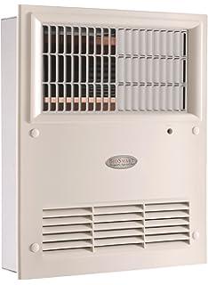 BioSmart Quiet and Efficient Infrared InWall Heater, 1000 Watt/120 Volt