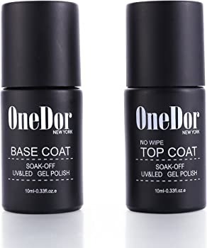 best gel top & base Coats