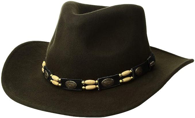 7ab071c9e9a Scala Classico Men s Crushable Felt Tracker Hat