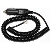 Escort & Beltronics Radar Detector Coiled Power Cord