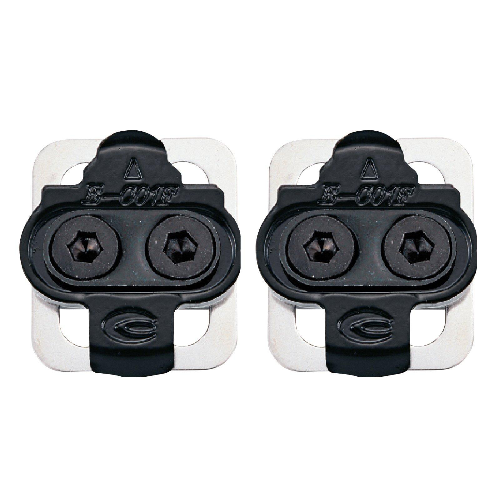 Exustar E-C01F SPD Cleat, Black