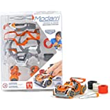 Modarri Car Kit Orange | Ultimate Toy Car: Make Your Own Car Toy - For Thousands of Designs - Real Steering and…