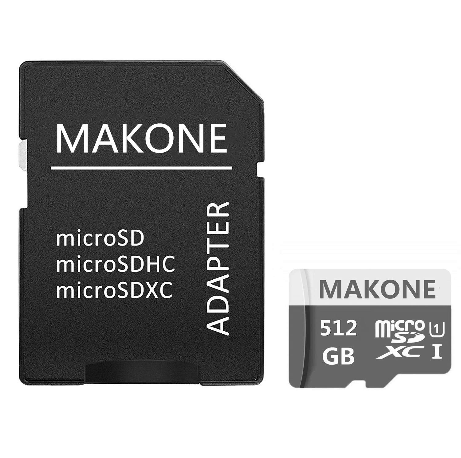 512GB Micro SD Card High Speed 512GB Memory TF Card Class 10 Flash Memory Card With SD Adapter for Mobile Phones,Tablet PC,Cameras