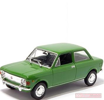 Fiat 128 1969 Modellino Die Cast 143 Norev Box Fiat Story