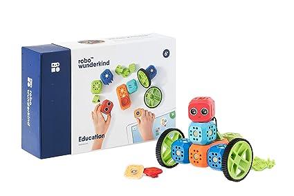 Amazon Com Robo Wunderkind Modular Robotics Set Education Kit