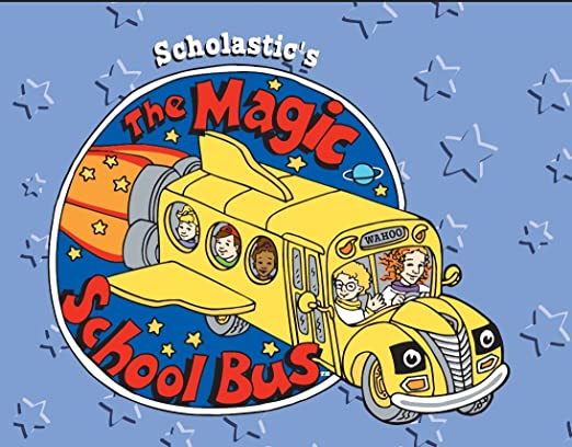 Amazon.com: The Magic School Bus: All About Earth: Animated ...