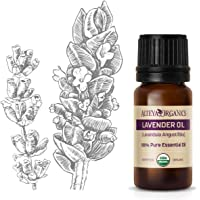 Alteya Ekologisk lavendelolja (Lavandula Angustifolia) 10 ml - 100 % USDA-certifierad ekologisk ren naturlig…