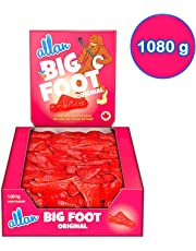 ALLAN Gummy Candy, Big Foot, 1080 Gram