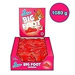 ALLAN Gummy Candy, Big Foot, 1080 Gram