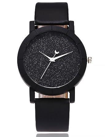 Amazon.com: COOKI Relojes de mujer con estrella de la venta ...