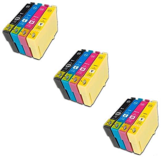 140 opinioni per Prestige Cartridge Epson 16XL 12 Cartucce d'Inchiostro Compatibile per Stampanti