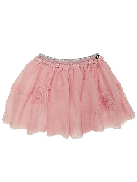 Mayoral 28-03902-039 - Falda para niña 7 años Rosa: Amazon.es ...