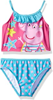 fc62797792 Peppa Pig Girls Swimwear Swimsuit (Toddler/Little Kid)