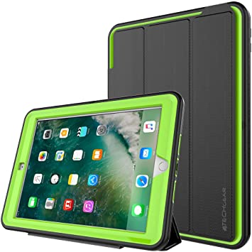 sale retailer e8d23 794f8 TECHGEAR D-FENCE Case fits New Apple iPad 9.7