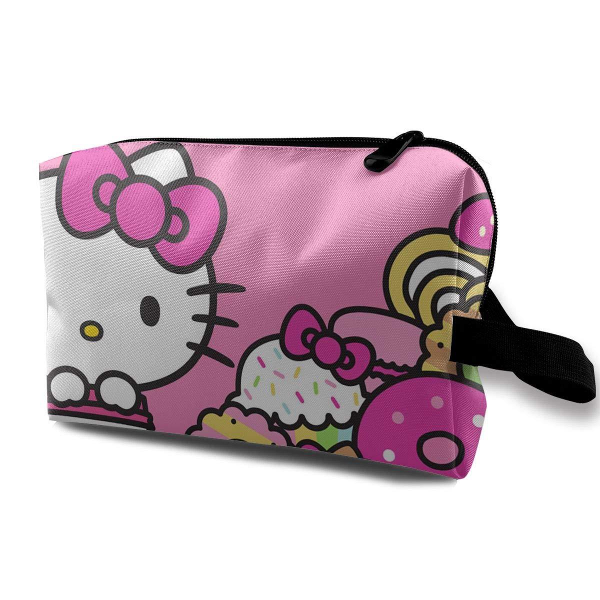 LIUYAN - Neceser Colgante con diseño de Hello Kitty con bolsitas ...