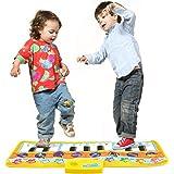 Amazon Com Piano Dance Mat By Fao Schwarz Toys Amp Games