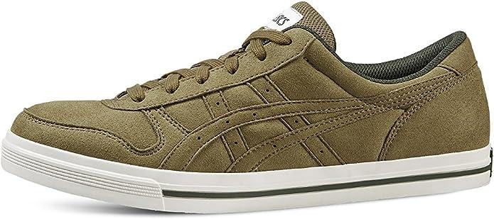 ASICS Aaron Sneakers Herren Dunkelgrün
