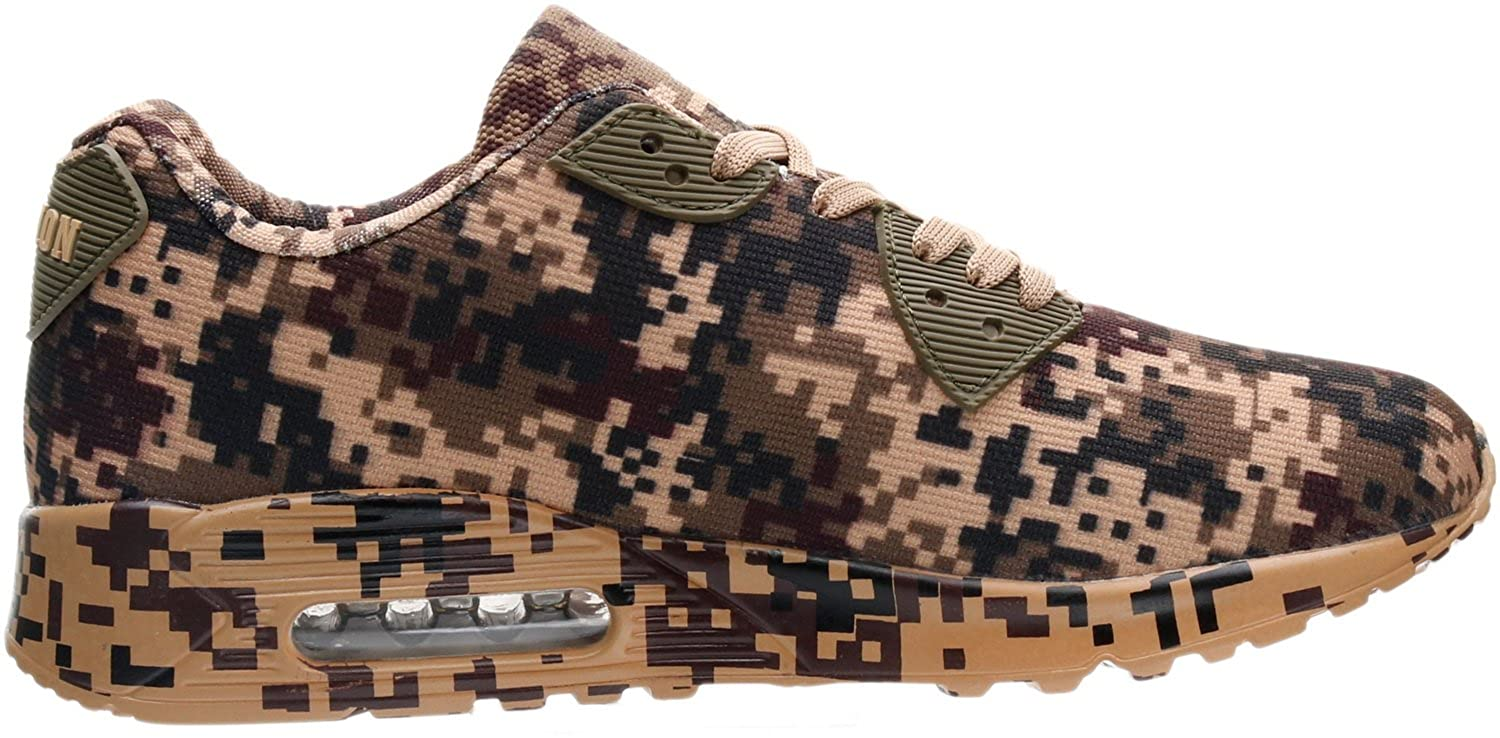 Unisex Camo Fashion running or walking shoes for Casual Outfits from PORTANT:  Amazon.ca: Shoes & Handbags