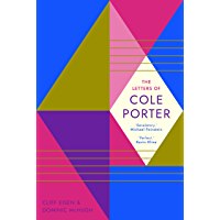 The Letters of Cole Porter book cover