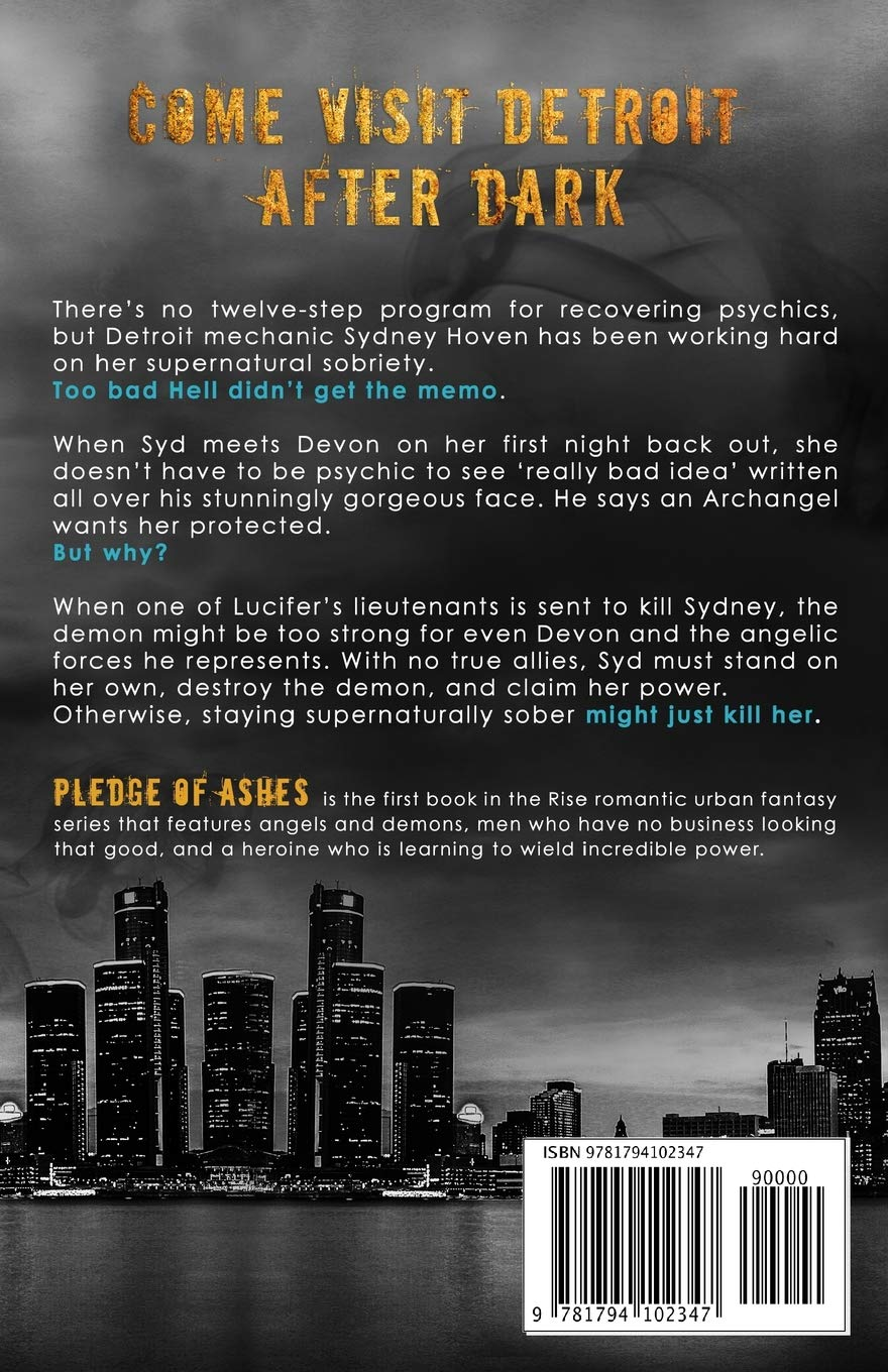 Pledge of Ashes (Rise Series): Amy Sevan: 9781794102347