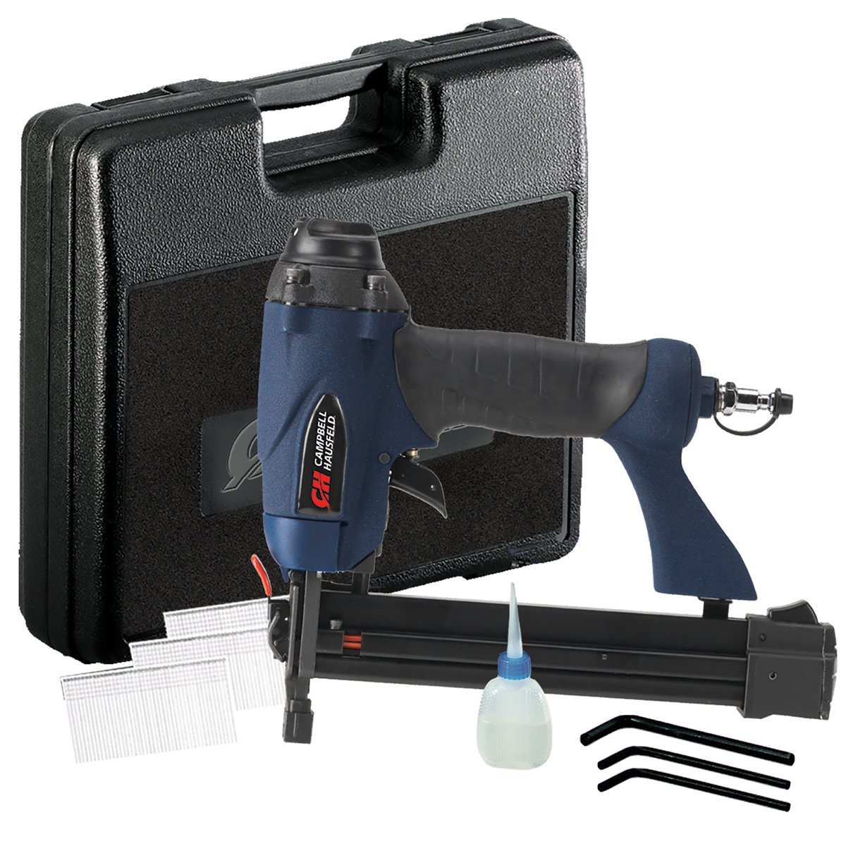 Clavadora Neumatica : Brad Nailer and Air Stapler, 2 in 1...