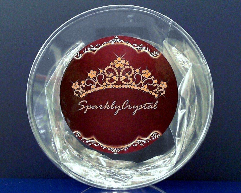 SC Bridal Wedding Tiara Crown 25307