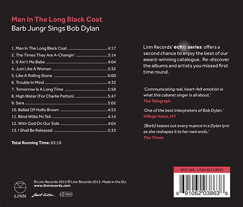 Man In The Long Black Coat: Amazon.co.uk: Music