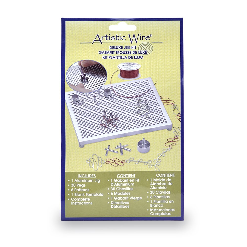 Artistic Wire Deluxe Jig Kit by Beadalon