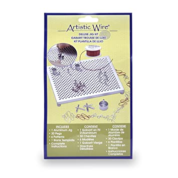 Amazon.com: Artistic Wire Deluxe Jig Kit