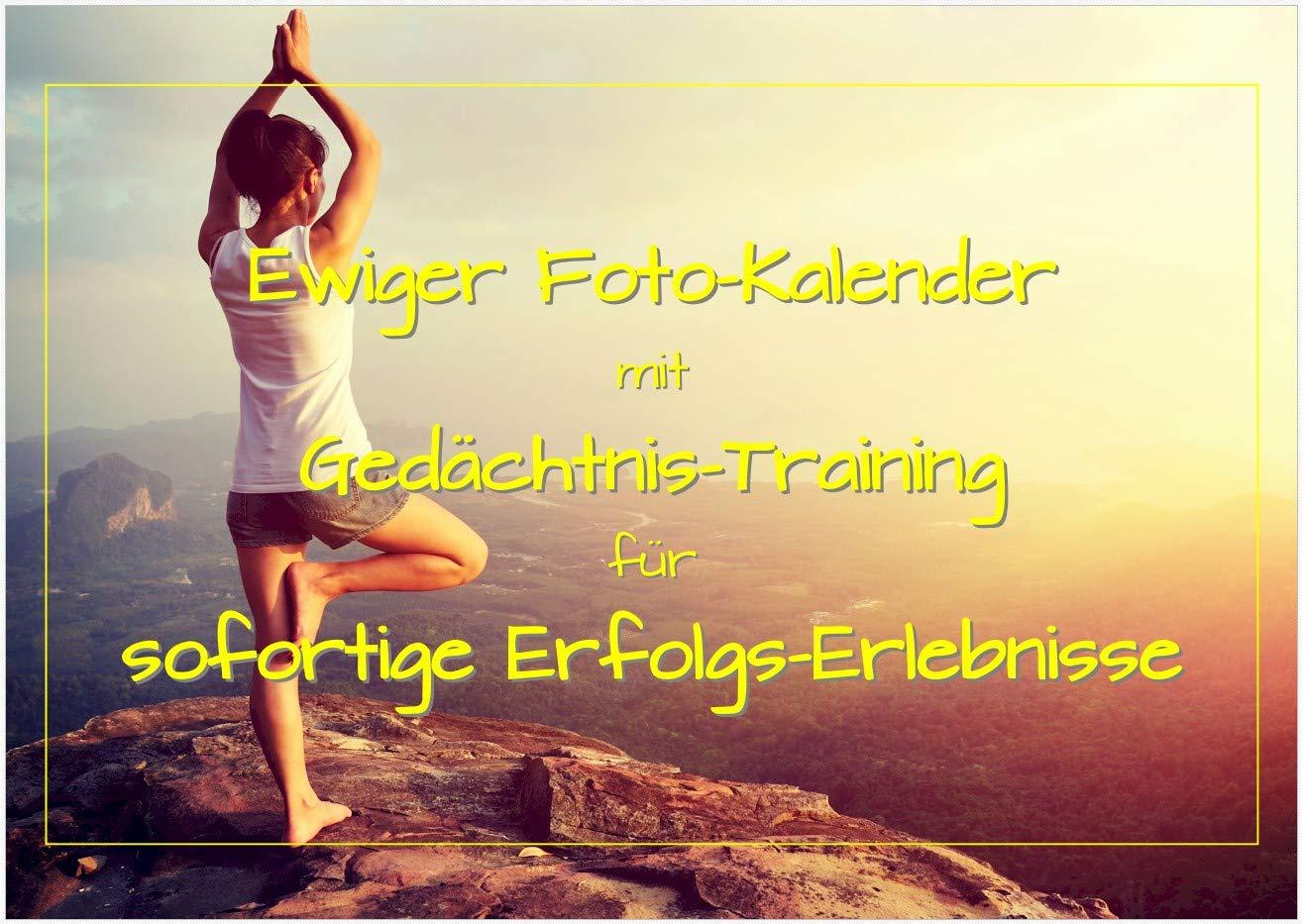 Calendario perpetuo (Yoga) Combina con memopower de ...