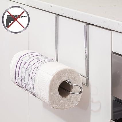 Amazon.com - Tatkraft Glory Over Cabinet Door Kitchen Towel Roll ...