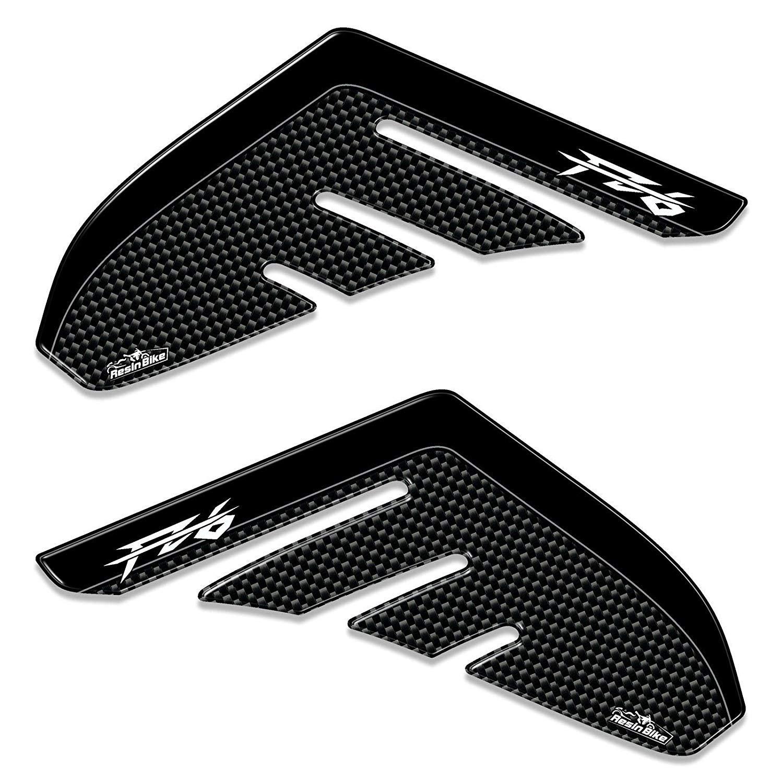 Protecciones Lateral Adhesivos 3D Compatible con Yamaha Fz6