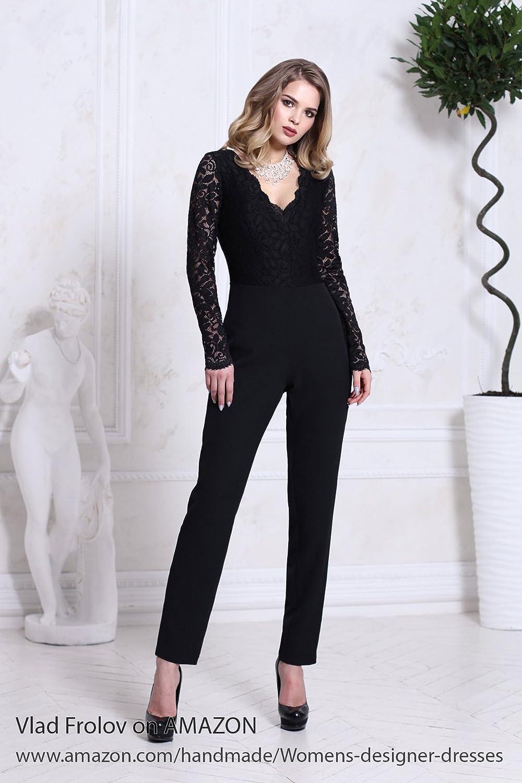 df629fe17866 Amazon.com  Black jumpsuit