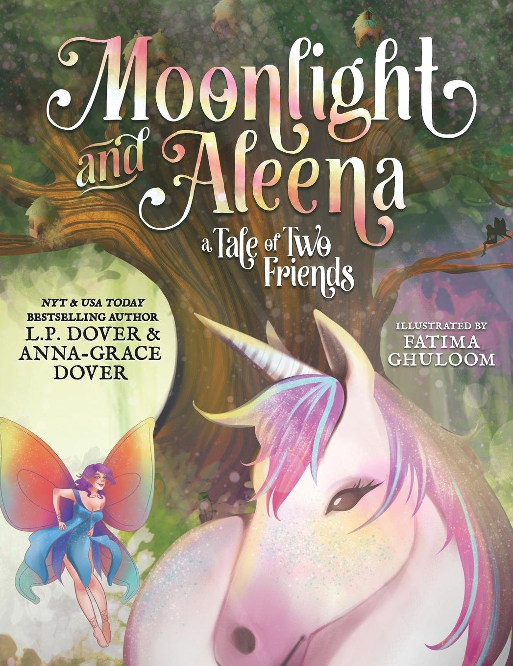 Moonlight and Aleena: A Tale of Two Friends PDF