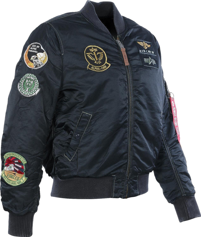 talla 40 precio inmejorable color atractivo Alpha Industries MA-1 Pilot Chaqueta