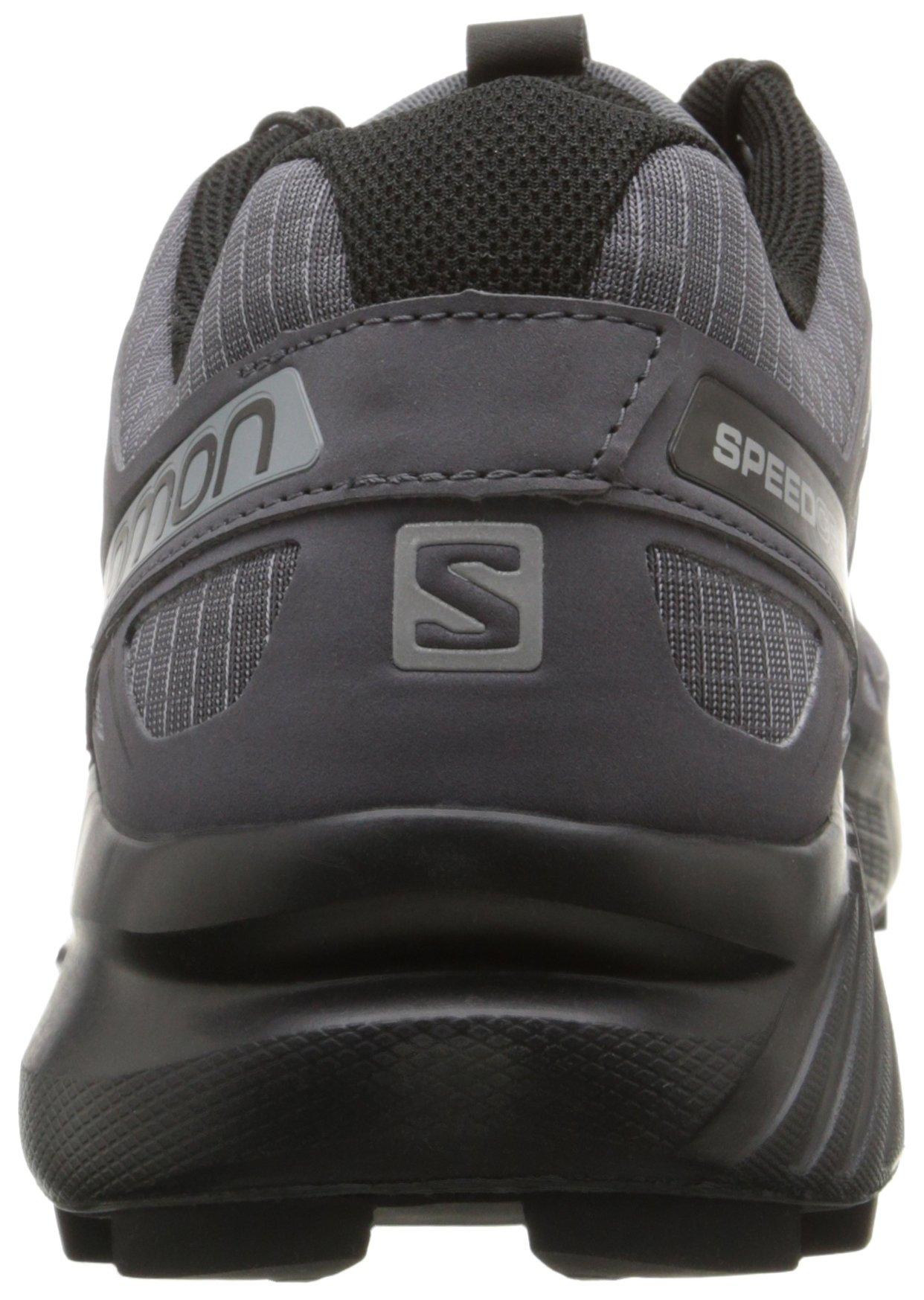 Salomon Men's Speedcross 4 Trail Runner, Dark Cloud, 7 M US by Salomon (Image #3)