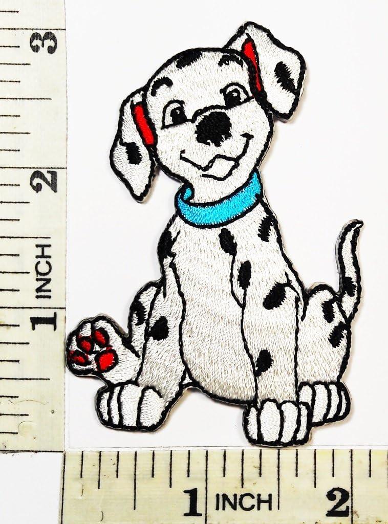 Disney 101 dálmatas perro Cartoon Kid Patch símbolo chaqueta ...