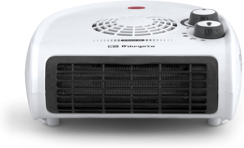 Orbegozo FH 5030 - Calefactor de aire con termostato regulable ...