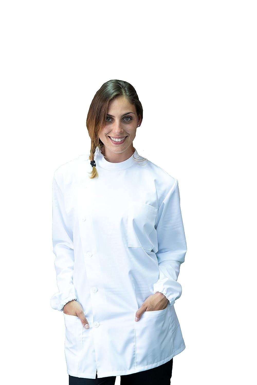 tessile astorino giacca, casacca sanitaria donna per dentista e centri sanitari, Made in Italy