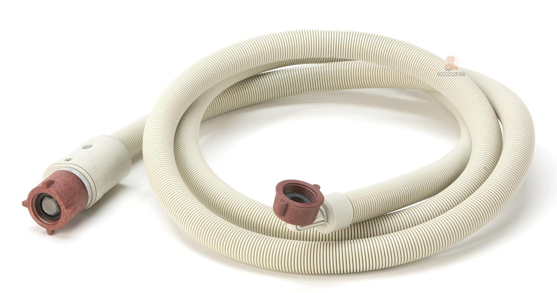 DREHFLEX® - Aquastop/Aquastopschlauch / Sicherheitsschlauch für Waschmaschine oder Geschirrspüler - Länge 3, 5m - neu