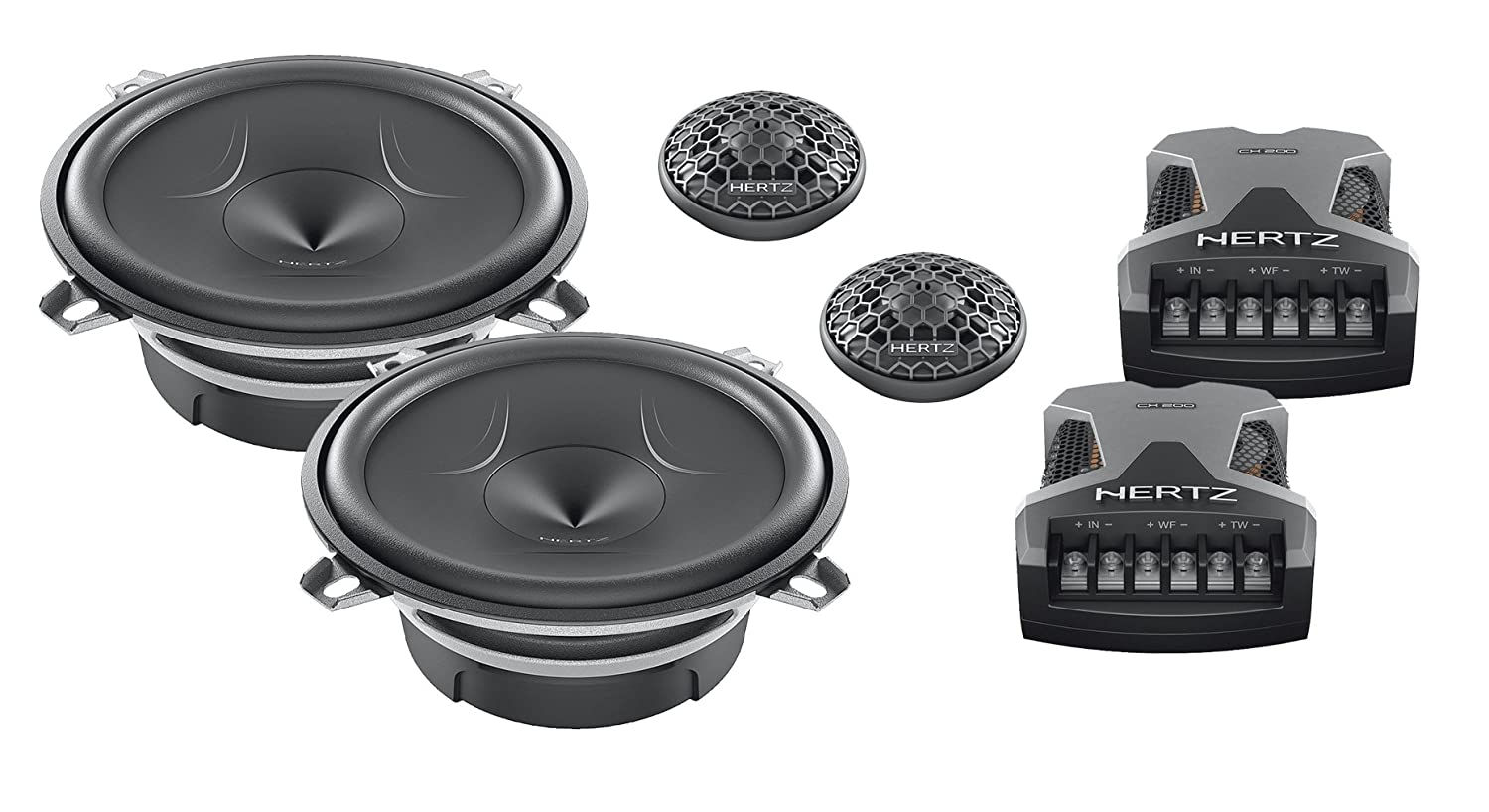 5.25 2-Way Energy Series Component Speaker System ESK130.5 Hertz ESK 130.5