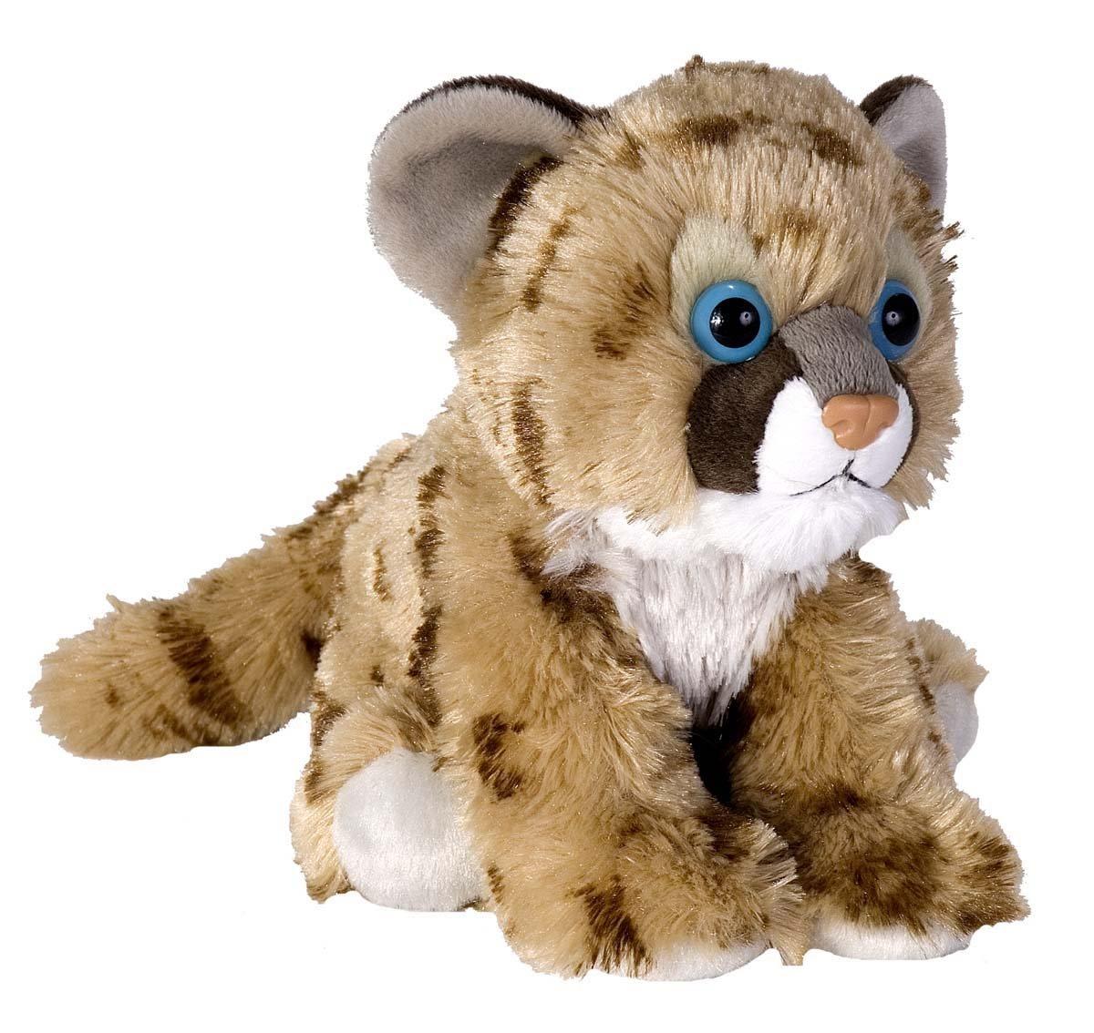 Wild Republic Cuddlekins Cougar Cub Plush
