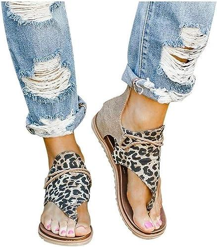 sandales cuir zippée
