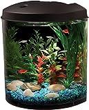 API Aquaview 180 Aquarium Kit with LED Lighting and Internal Filter, 3-1/2-Gallon