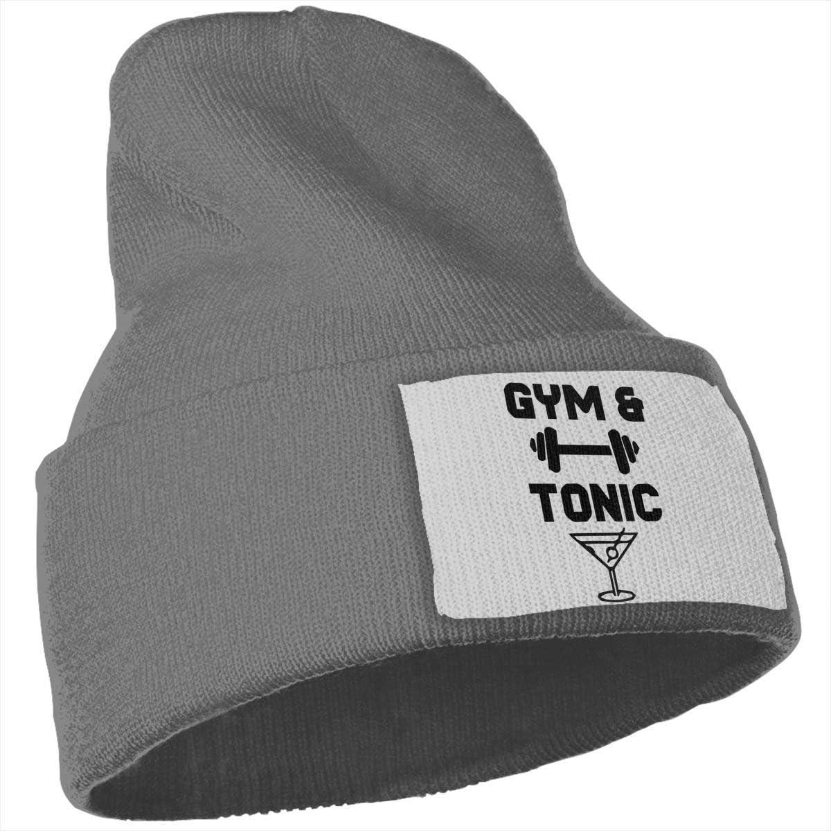 Gym and Tonic Original Skull Cap Mens Womens 100/% Acrylic Knit Hat Cap