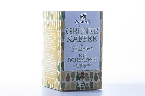 Sonnentor Grüner Kaffee im Beutel (54 g)