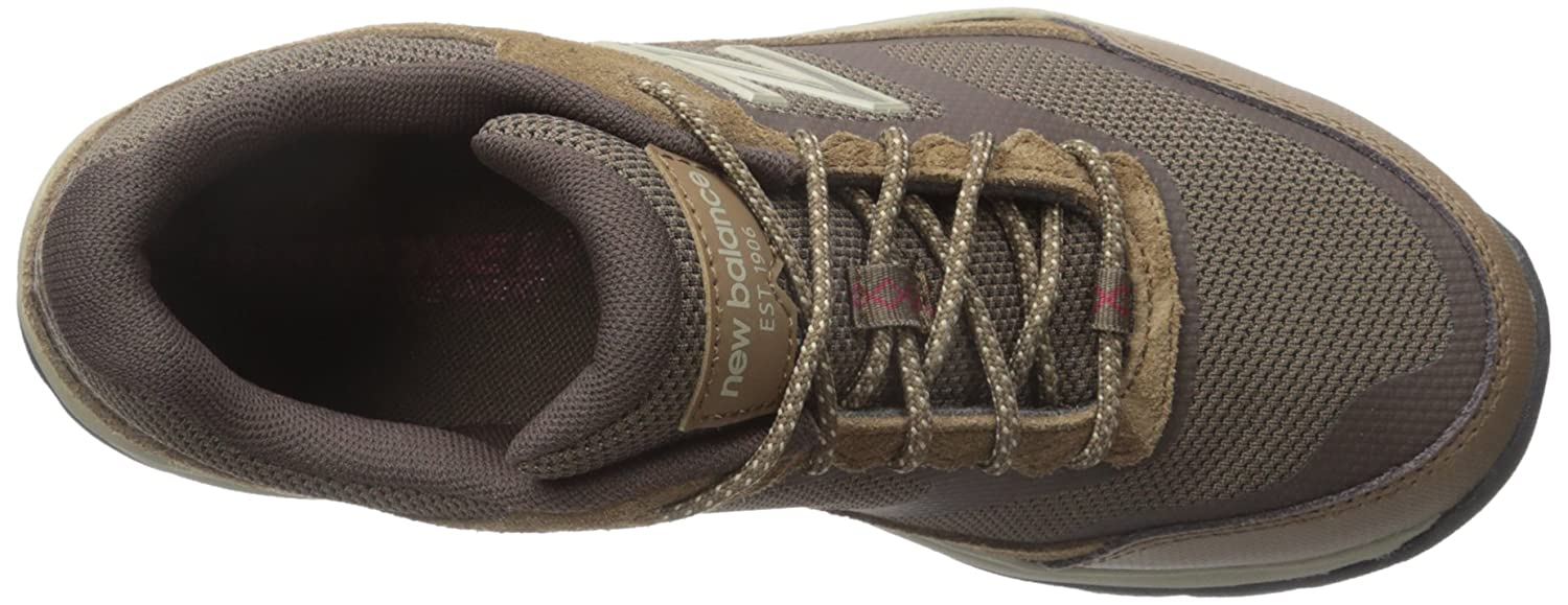 New Balance Women's WW669V1 Walking US|Brown/Horizon Shoe B01641D64K 5 D US|Brown/Horizon Walking fdc68b