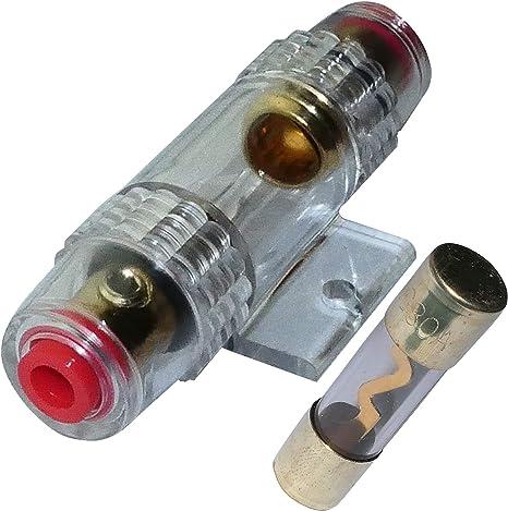 Aerzetix 3800946190097 Sicherungshalter Für Sono Auto 30 A Sicherung Agu Auto