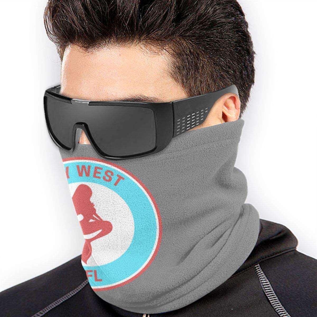 Key West Florida Microfiber Neck Warmer Scarf Gaiter Headwear Face Mask Bandanas