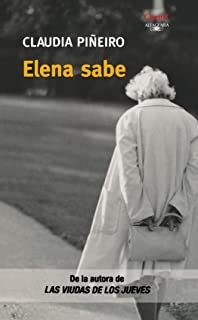 Elena sabe (Spanish Edition)
